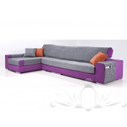 SALVA SOFA CHAISE LONGUE PAULA