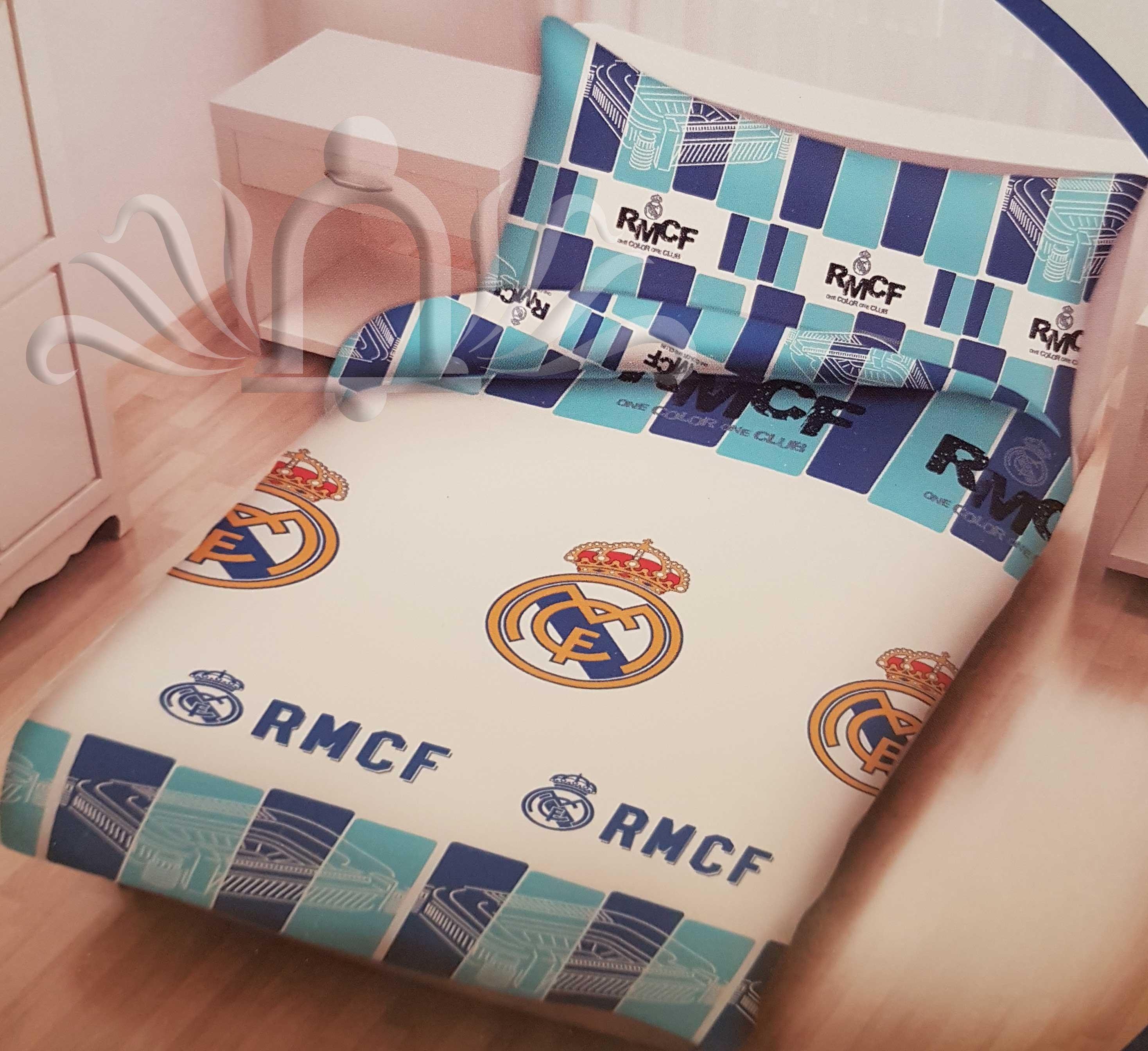 Funda Nordica Real Madrid Cama 90.Funda Nordica Real Madrid