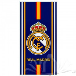 TOALLA REAL MADRID FLAG.