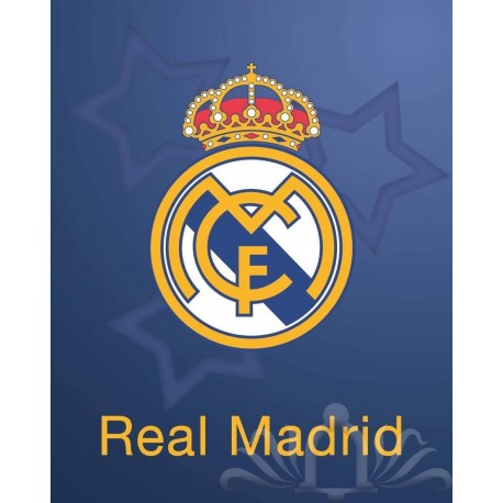 MANTA CAMA REAL MADRID